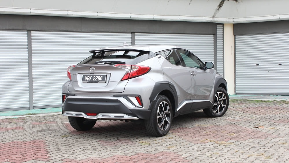 2019 Toyota C-HR 1.8 Others 004