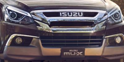 Isuzu MU-X (2018) Others 009
