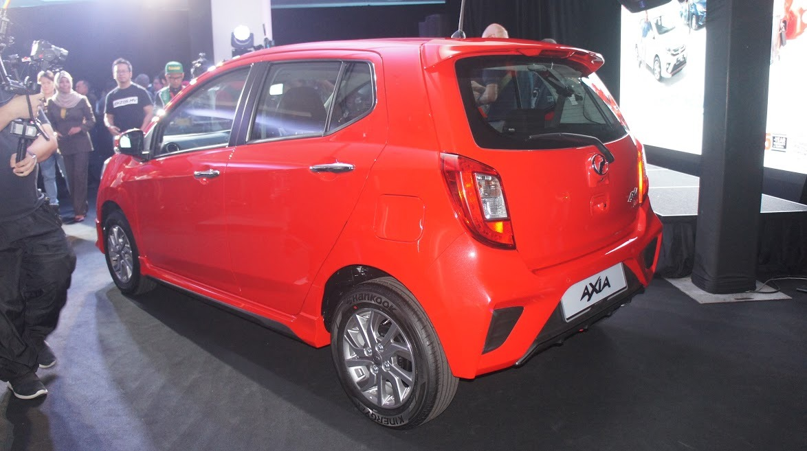 2019 Perodua Axia Advance 1.0 AT Others 005