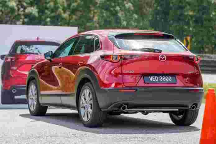 Review: The Mazda CX-30 is a smaller (Yes), better value Mazda 3 but is it for you?