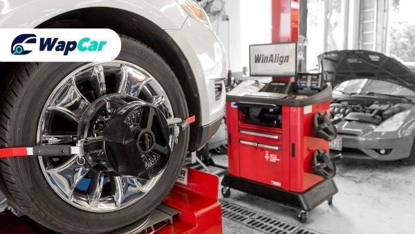 Penjajaran roda (wheel alignment) – apakah itu camber, caster dan toe?