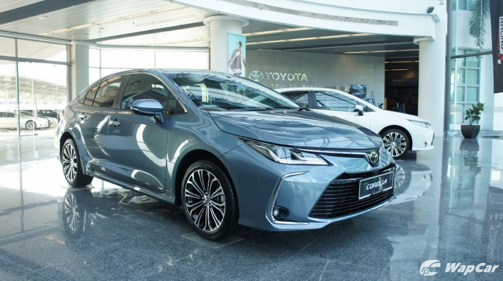 2019 Toyota Corolla Altis 1.8E Others 005