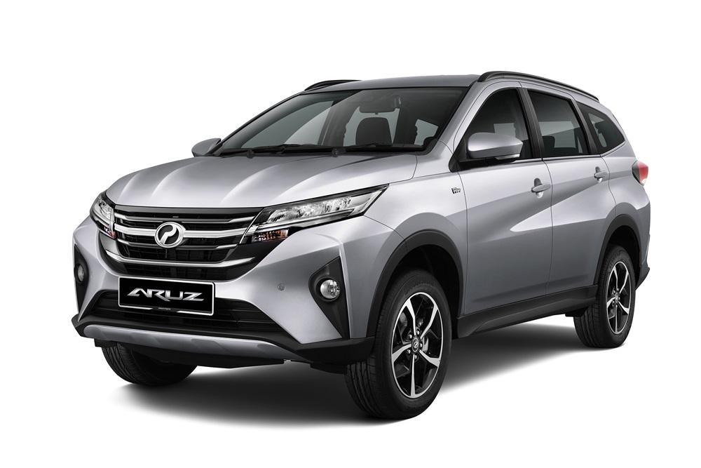 Perodua Aruz is now Malaysia's most popular SUV