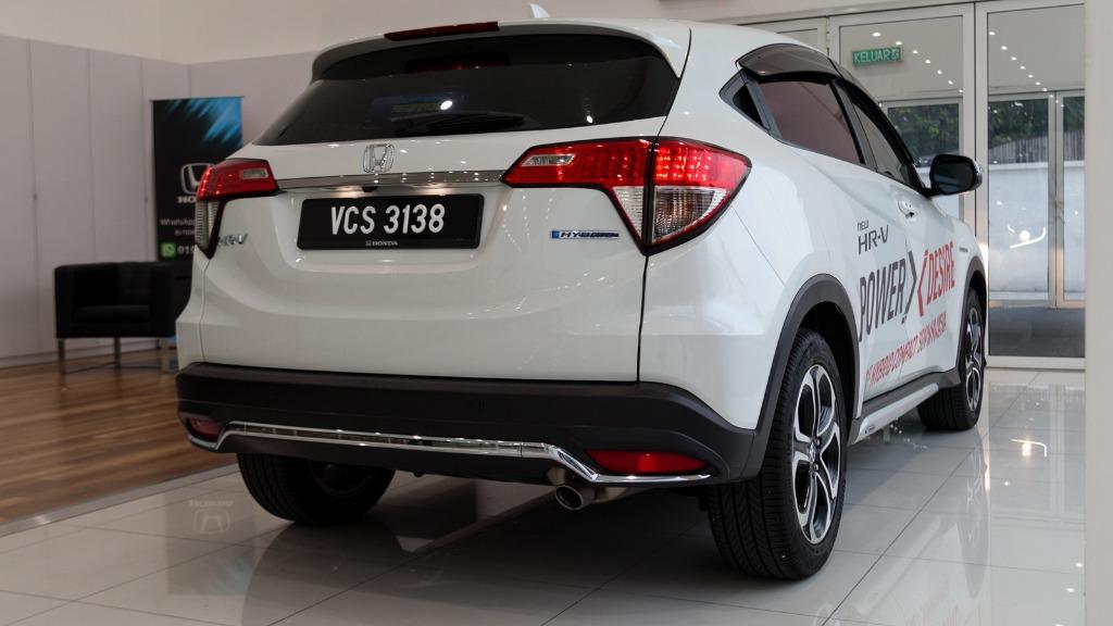 2019 Honda HR-V 1.5 Hybrid Others 004