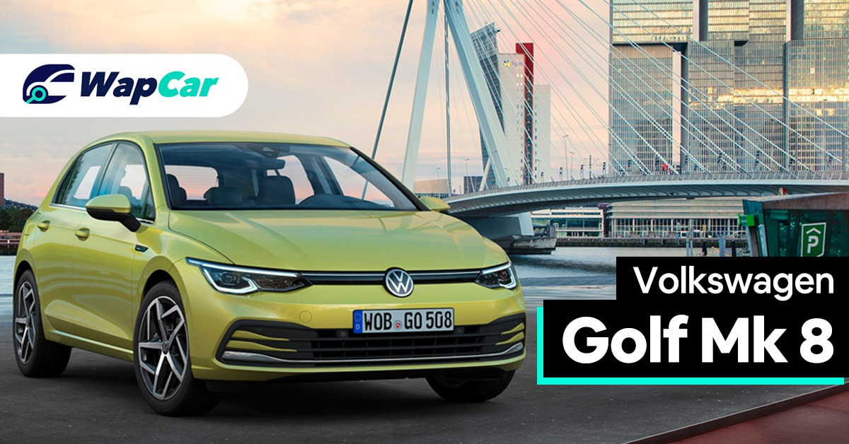 All New 2020 Volkswagen Golf Mk8 Not Expected In Malaysia