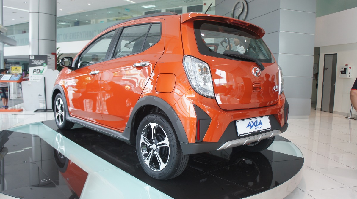 2019 Perodua Axia Style 1.0 AT Others 008