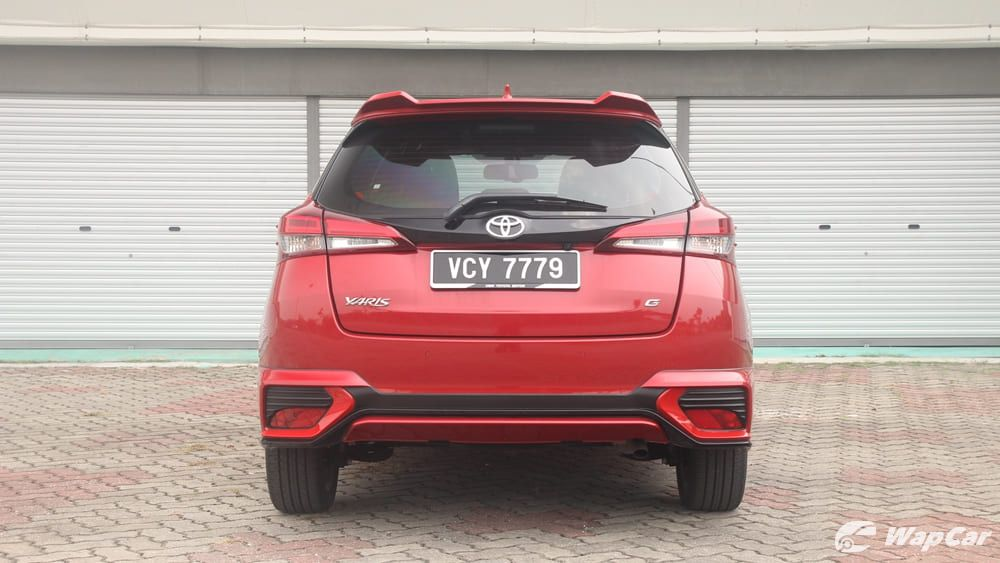 2019 Toyota Yaris 1.5G Others 006