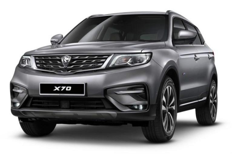 2018 Proton X70 1.8 TGDI Premium 2WD Price, Reviews,Specs,Gallery In Malaysia | Wapcar