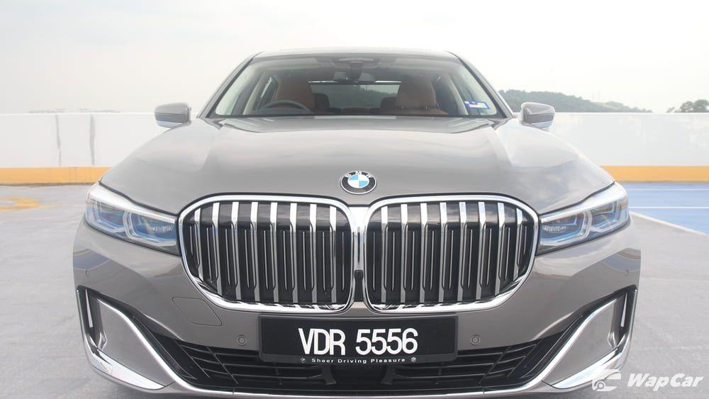 2019 BMW 7 Series 740Le xDrive Exterior 009