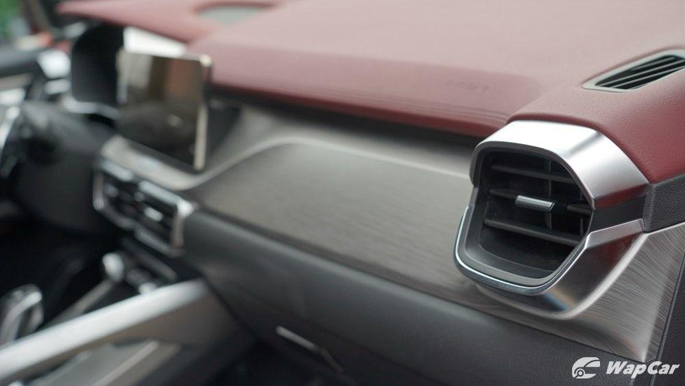 2020 Proton X50 International Version Interior 008