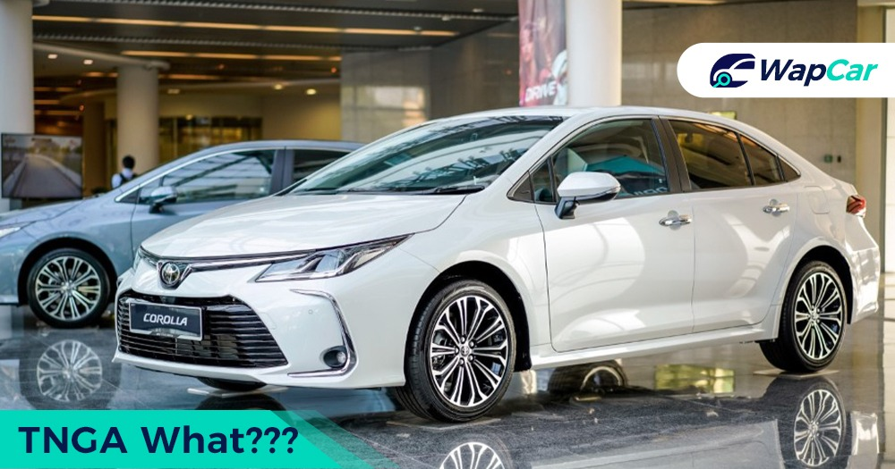 What Is The Make And Model Of A Car >> Toyota Corolla Altis Tnga Platform What Is It And Does It