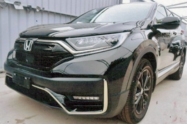 Spied: New 2020 Honda CR-V facelift seen in Vietnam, Malaysia debut by 2021?
