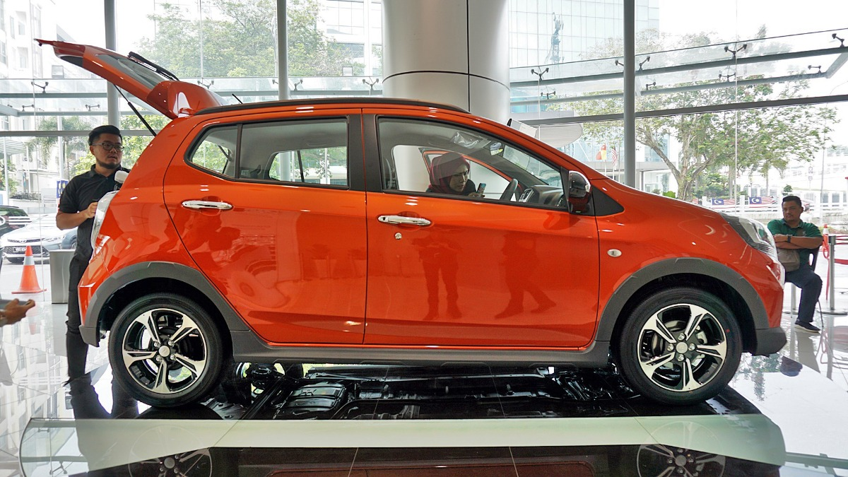 2019 Perodua Axia Style 1.0 AT Others 005