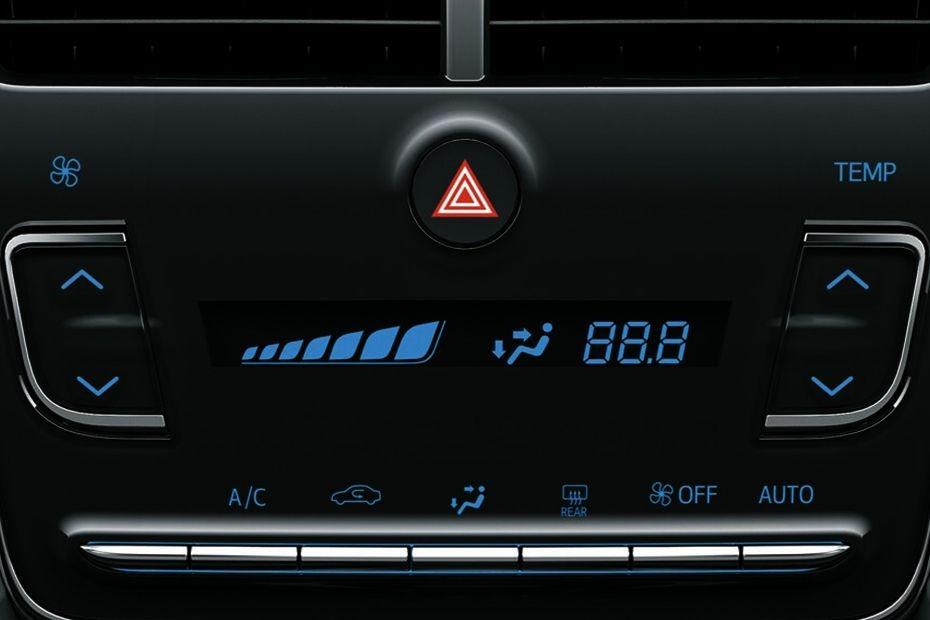 Toyota Vios (2019) Interior 006