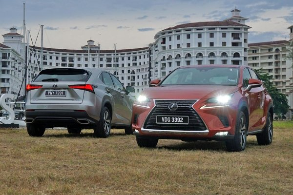 Lexus NX updated for Malaysia - now with Android Auto and Apple CarPlay