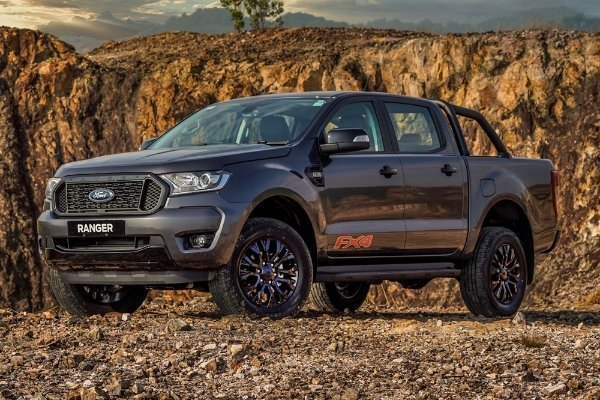 The RM 126,888 Ford Ranger FX4 is a dressed-up Ranger XLT, no additional power