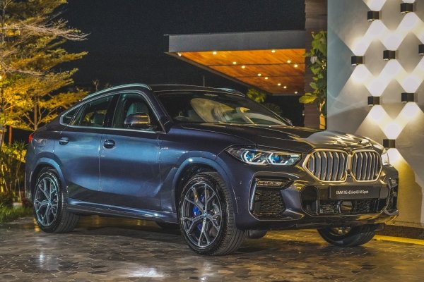 All-new 2020 BMW X6 xDrive40i M Sport launched; 340 PS/450 Nm, CBU, RM 729k