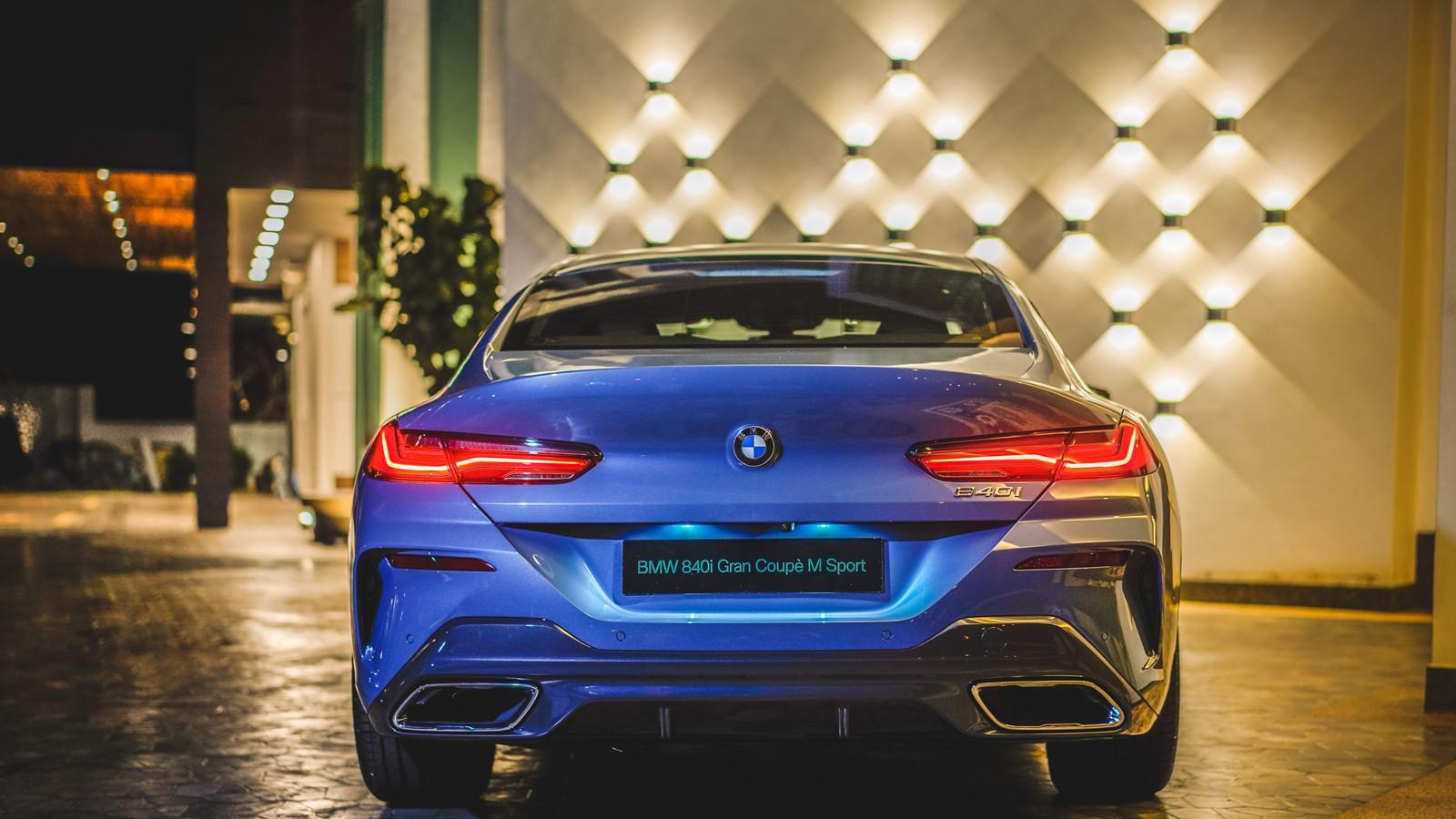 2020 BMW 8 Series 840i Gran Coupé M Sport Exterior 005