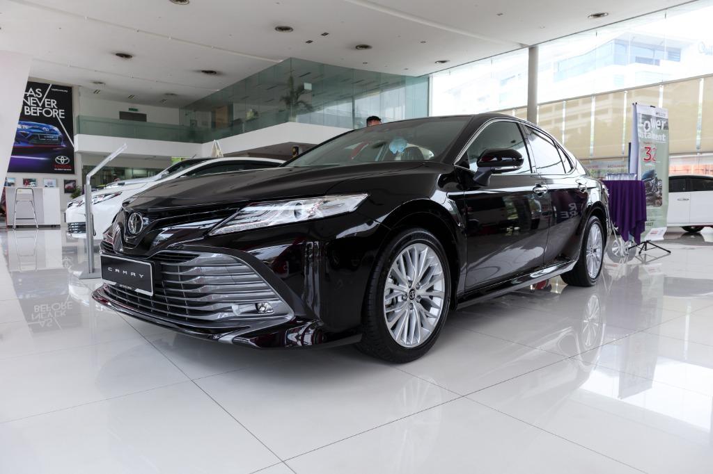 2019 Toyota Camry 2 5v Price Reviews Specs Gallery In Malaysia Wapcar