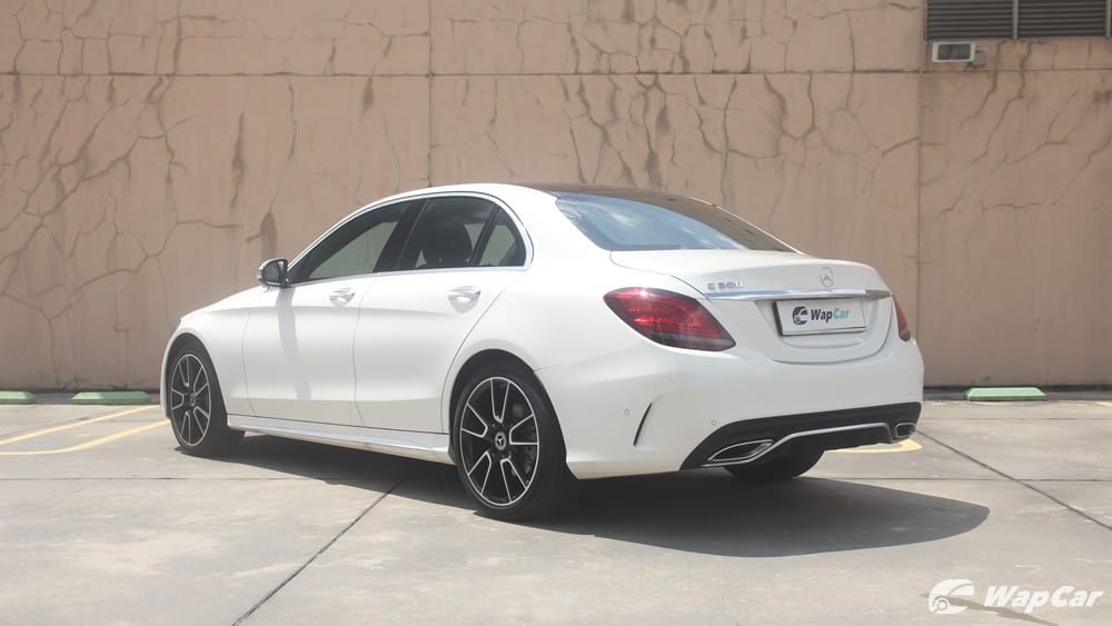 2018 Mercedes-Benz C-Class C 300 AMG Line Others 007