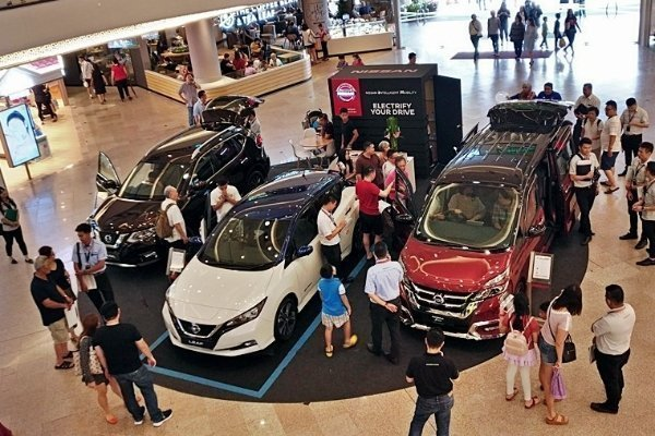 Take advantage of the 100% sales tax cut, here's a list of CKD cars