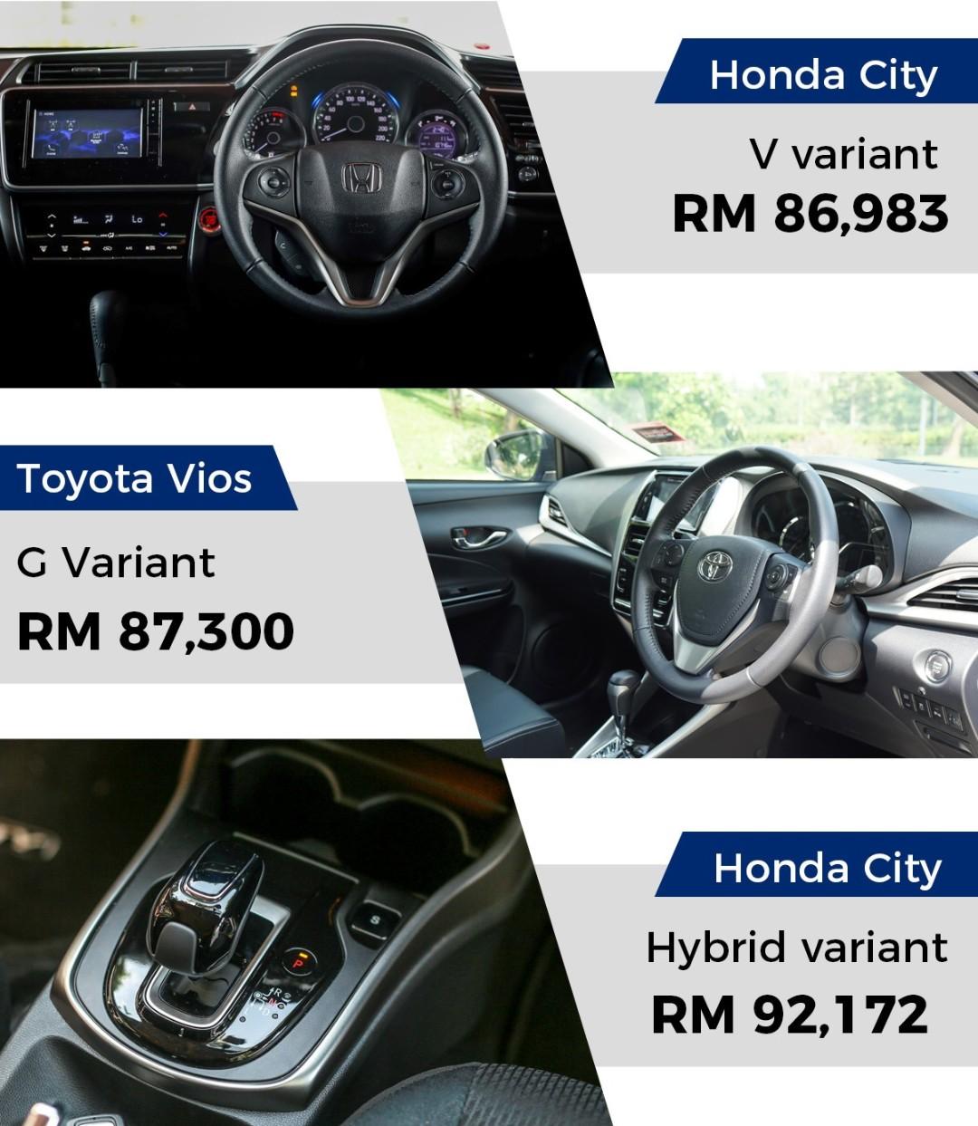 Kelebihan Honda Vios Review