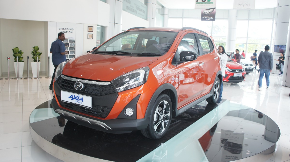 2019 Perodua Axia Style 1.0 AT Others 001