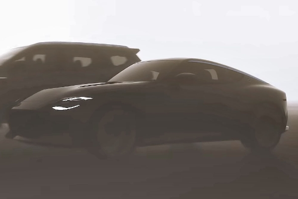 All-new Nissan 400Z teased, new 405 PS Z-car will tango with the Supra