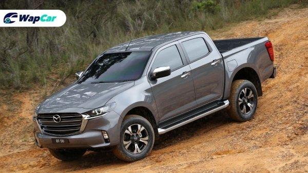 Mazda BT-50: Ini sebab Mazda memilih Isuzu D-Max, bukan Ford Ranger