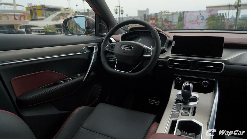 2020 Proton X50 International Version Interior 004