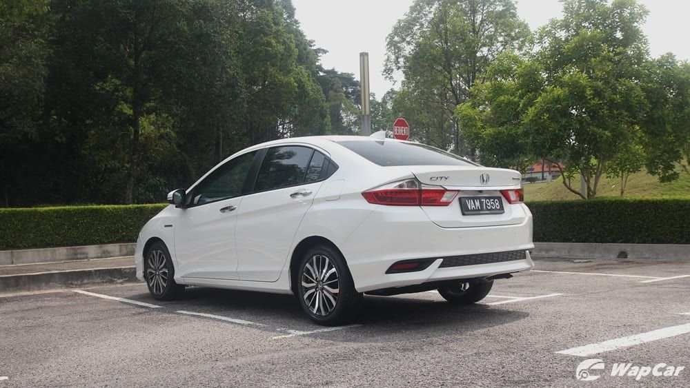 honda city 2021-Has anyone ever do with this? Do you think the boot space in the new honda city 2021 is good enough Am i just too lazy?03