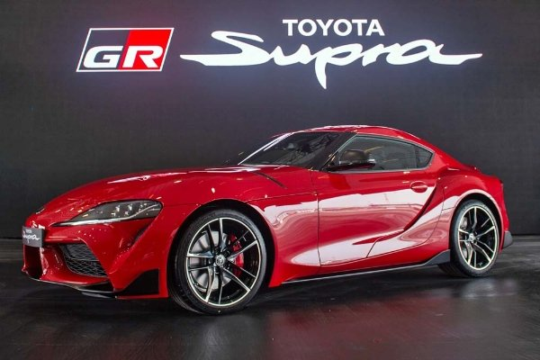 2020 Toyota GR Supra: If you really need to know the cost to service one