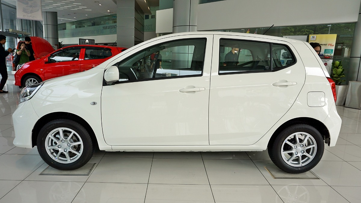 2019 Perodua Axia GXtra 1.0 AT Others 008
