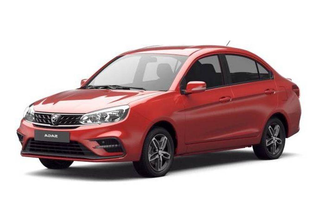 2019 Proton Saga 1.3L  Premium AT Others 007