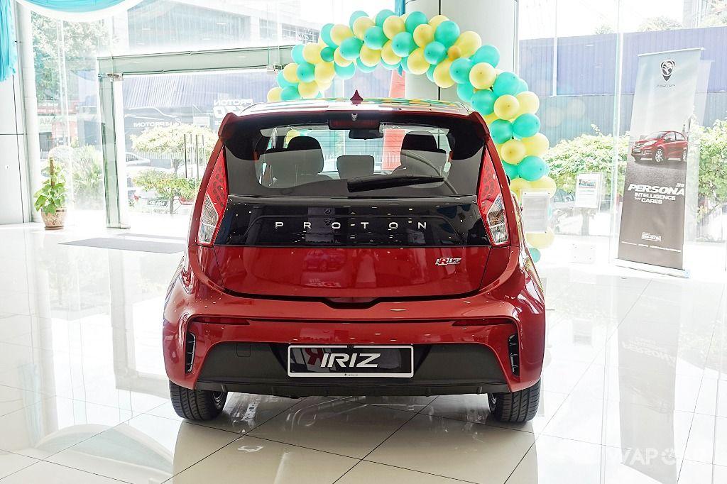 2019 Proton Iriz 1.6 VVT Executive CVT Others 006