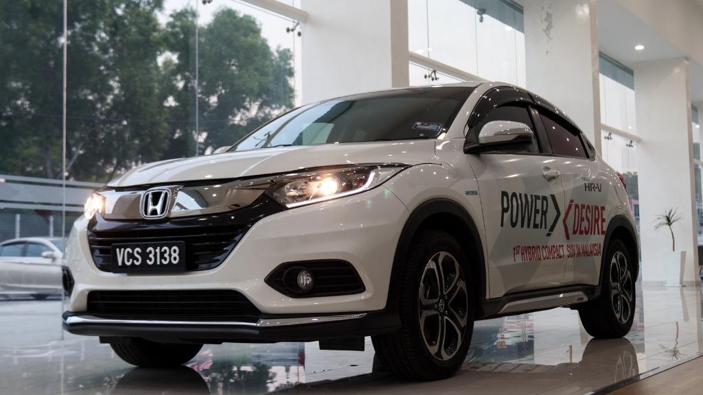2019 Honda HR-V 1.5 Hybrid Others 001
