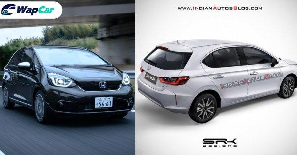 Honda City Hatchback 2021 bakal ke Malaysia, pengganti Honda Jazz?