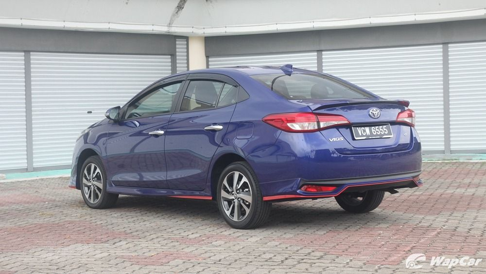 vios trd 2019 malaysia-I am not getting correct answer for this. Does car colour affect car temperature of vios trd 2019 malaysia? Am i just too lazy?11