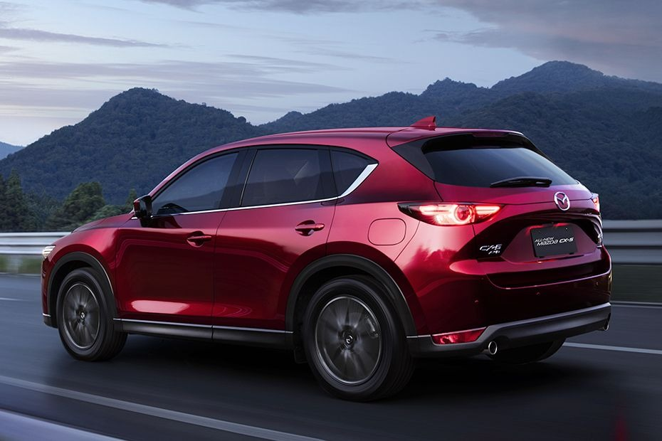 Mazda CX-5 (2018) Others 005