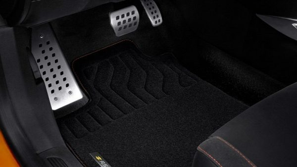 Renault Megane RS 280 Cup Public(2019) Interior 008