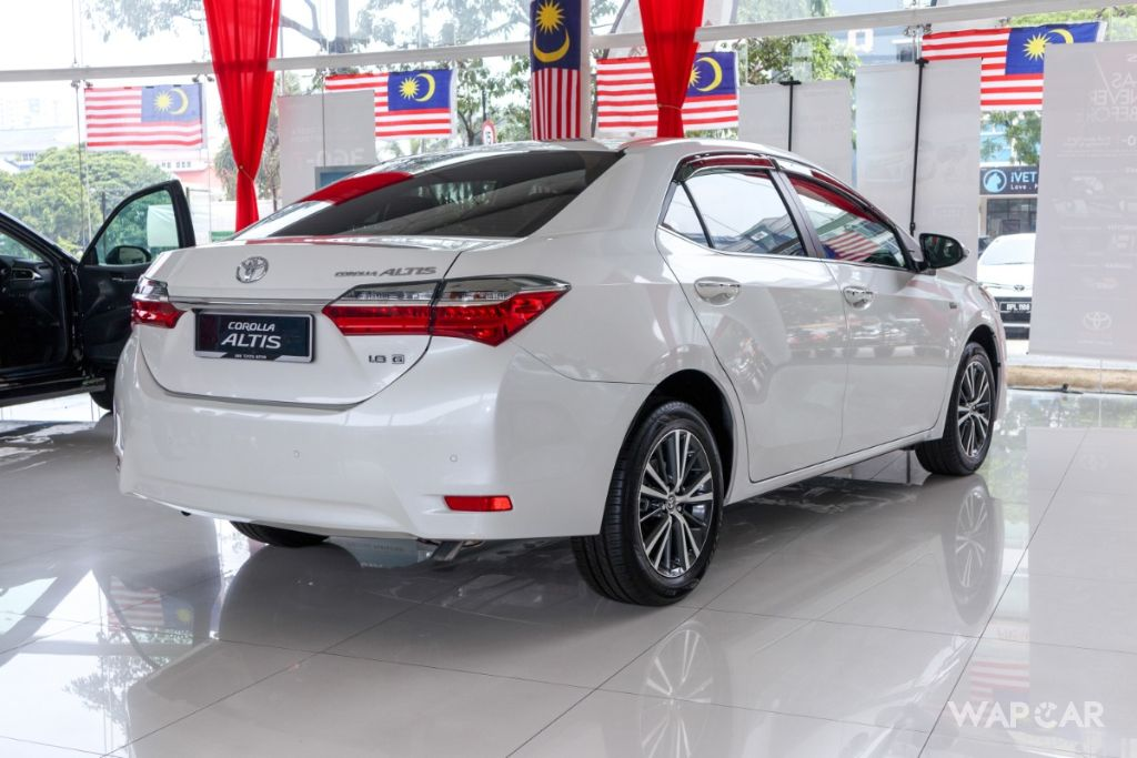 2018 Toyota Corolla Altis 1.8G Others 005