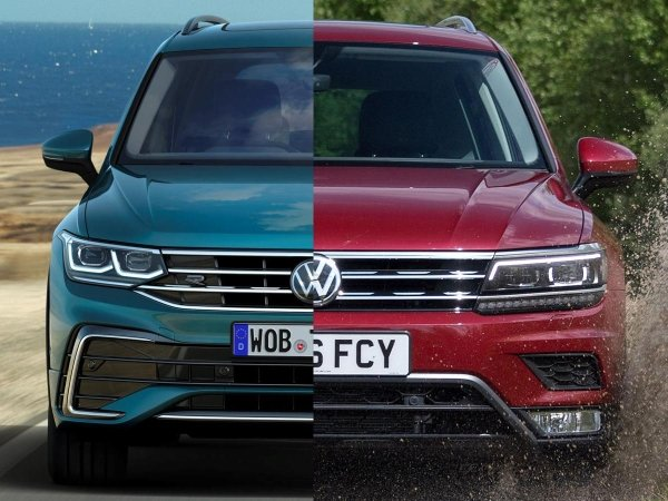 New vs Old: 2021 VW Tiguan, more than meets the eye?