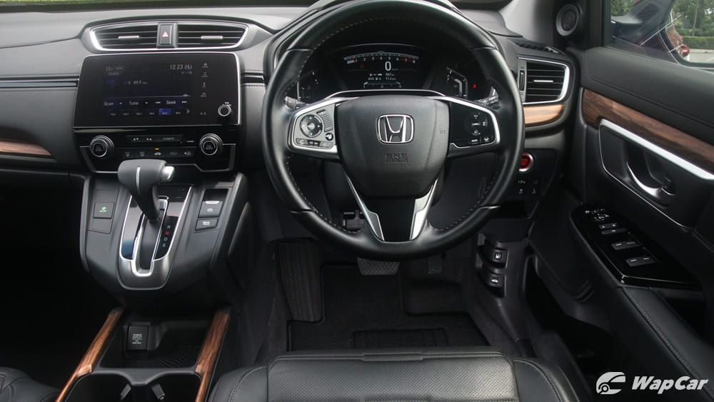 2018 Honda CR-V 1.5TC Premium 2WD Interior 002