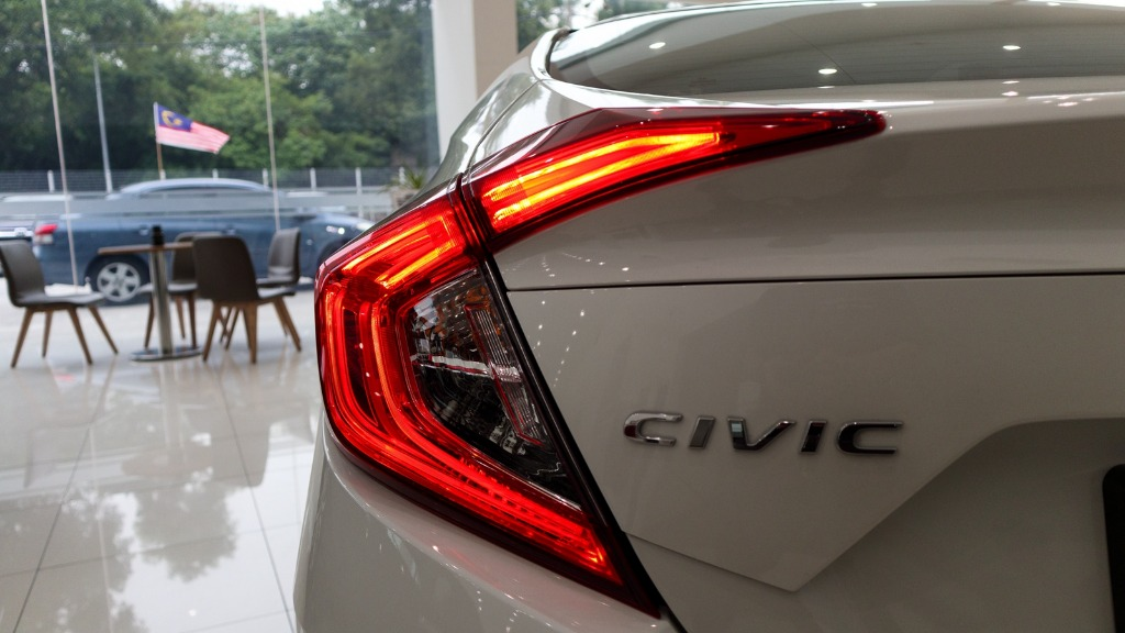 honda civic-I am beginning to experience this. How powerful is the new honda civic? My car is notoriously awkward.11