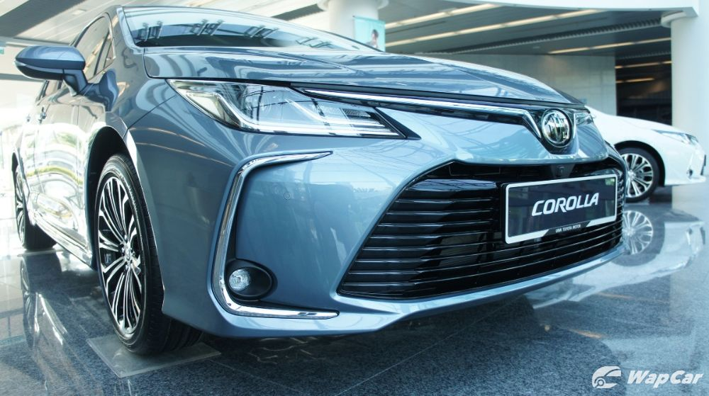 2019 Toyota Corolla Altis 1.8E Others 010