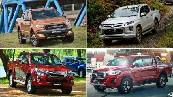 Choosing the right engine for your needs - Ford Ranger, Mitsubishi Triton, Isuzu D-Max, Toyota Hilux