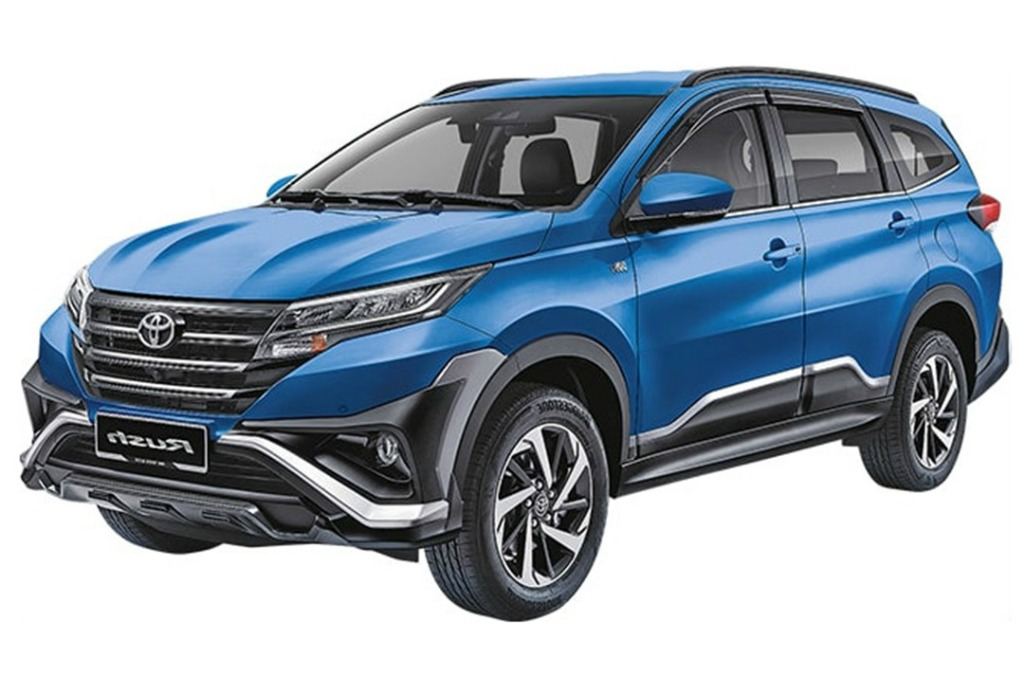 Toyota Rush (2019) Others 001
