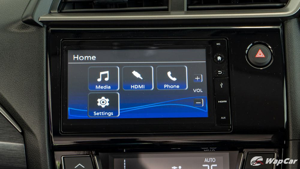 2020 Honda BR-V 1.5L V Interior 010