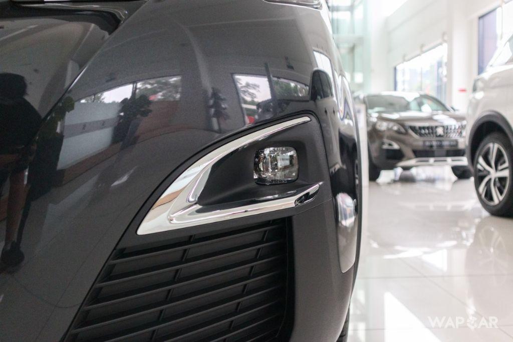 2019 Peugeot 5008 THP Plus Allure Exterior 008