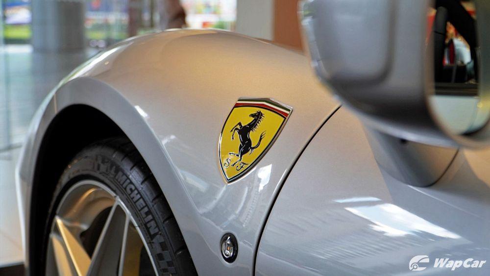 2020 Ferrari F8 Spider  Exterior 007